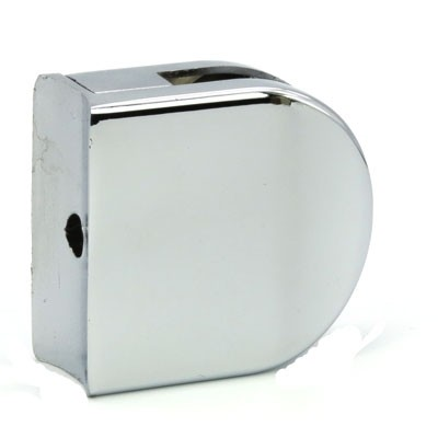 Коннектор для стекла 8-10 мм к трубе