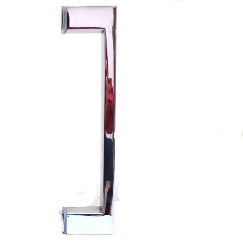 Ручка для стеклянной двери 25*13*225