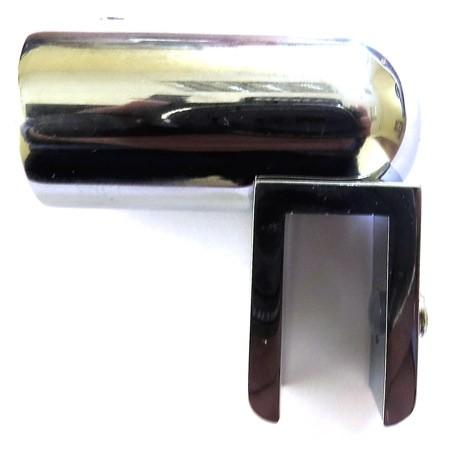 Держатель стекла торцевой стекло-труба