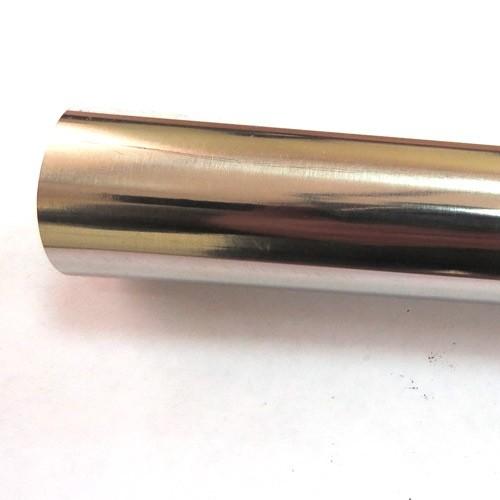 Труба (штанга) 25*2.5MM*2000MM полированная нержавеющая сталь