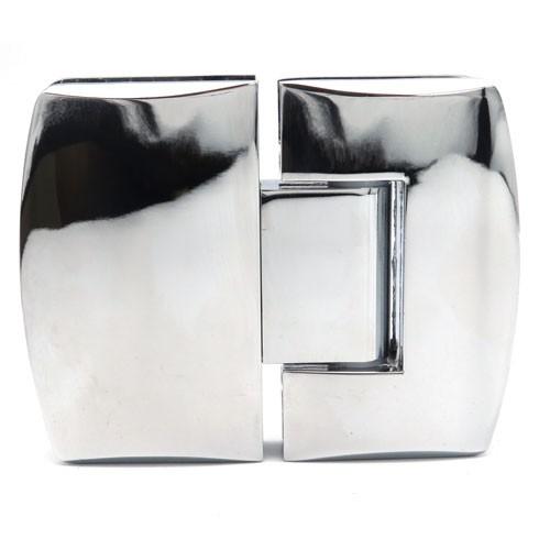 Петля стекло - стекло угол поворота 180 гр.