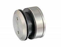 Точечное крепление регулируемое без зенковки 12,5-14,5mm (h25,5мм)