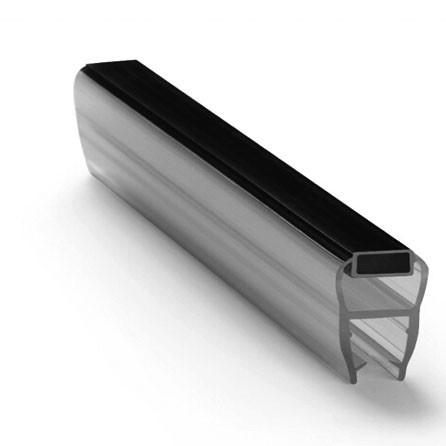Профиль магнитный стекло 6мм 2.2 метра