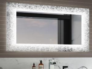 Настенные зеркала с подсветкой
