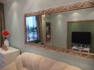 Зеркала на стену - разновидности